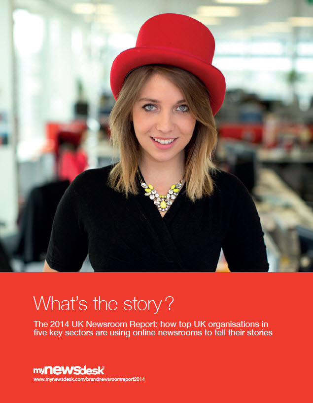 What's the Story? Overview UK market Social Newsrooms
